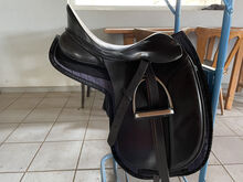 "Bates Dressursattel Cair 16,5"", Bates 16,5"", Kitty Nedev, Dressage Saddle, Kall"